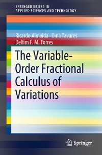 Cover The Variable-Order Fractional Calculus of Variations