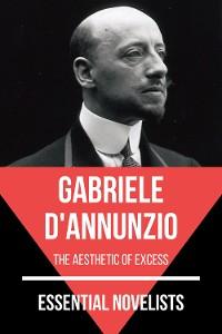 Cover Essential Novelists - Gabriele D'Annunzio