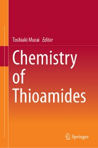 Cover Chemistry of Thioamides