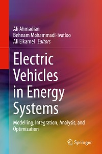 Cover Electric Vehicles in Energy Systems