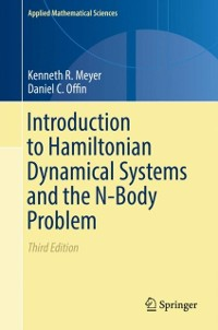 Cover Introduction to Hamiltonian Dynamical Systems and the N-Body Problem