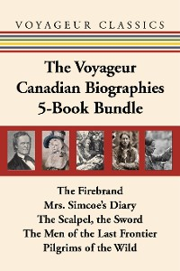Cover The Voyageur Canadian Biographies 5-Book Bundle