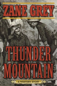 Cover Thunder Mountain