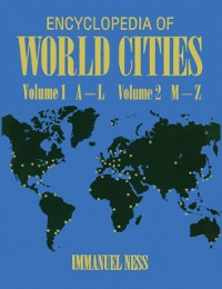 Cover Encyclopedia of World Cities