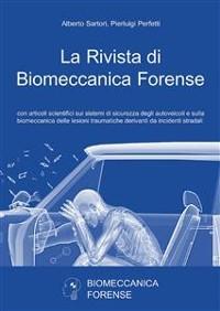 Cover La Rivista di Biomeccanica Forense
