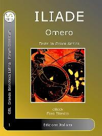 Cover Iliade