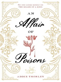 Cover An Affair of Poisons