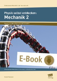 Cover Physik selbst entdecken: Mechanik 2