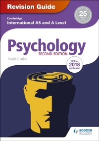 Cover Cambridge International AS/A Level Psychology Revision Guide 2nd edition