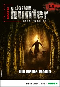 Cover Dorian Hunter 13 - Horror-Serie