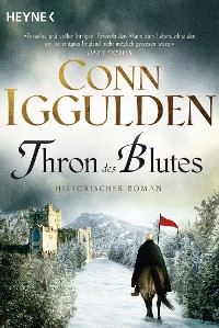 Cover Thron des Blutes