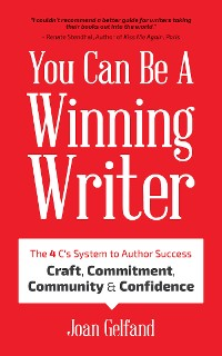 Cover You Can Be a Winning Writer
