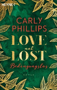 Cover Love not Lost - Bedingungslos