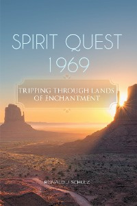 Cover Spirit Quest 1969