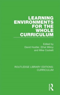 Cover Learning Environments for the Whole Curriculum
