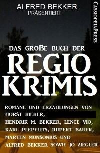 Cover Das große Buch der Regio-Krimis