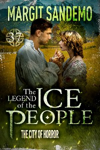 Cover The Ice People 37 - The City of Horror