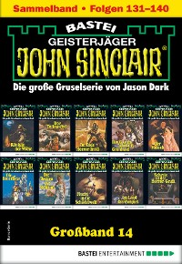 Cover John Sinclair Großband 14 - Horror-Serie