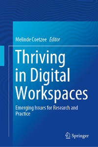 Cover Thriving in Digital Workspaces