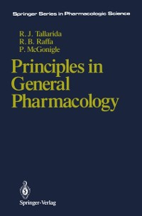 Cover Principles in General Pharmacology