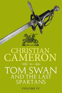 Cover Tom Swan and the Last Spartans: Part Four