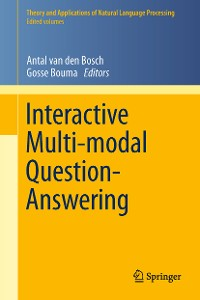 Cover Interactive Multi-modal Question-Answering