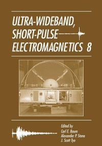 Cover Ultra-Wideband Short-Pulse Electromagnetics 8