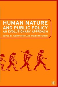Cover Human Nature and Public Policy