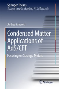 Cover Condensed Matter Applications of AdS/CFT