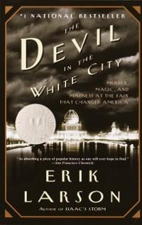 Cover Devil in the White City