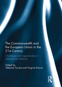 Cover Commonwealth and the European Union in the 21st Century