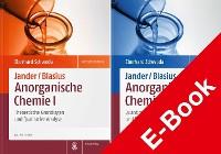 Cover Package: Jander/Blasius, Anorganische Chemie I + II