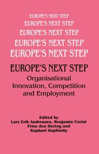 Cover Europe's Next Step