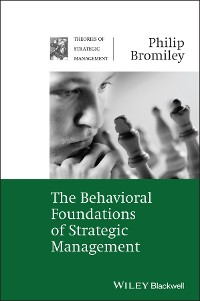 Cover The Behavioral Foundations of Strategic Management