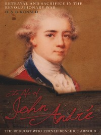 Cover The Life of John André