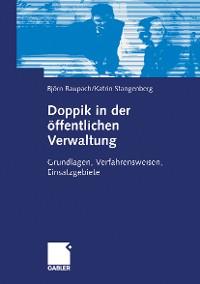 Cover Doppik in der öffentlichen Verwaltung
