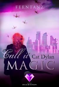 Cover Call it magic 2: Feentanz