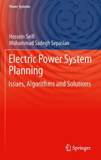Cover Electric Power System Planning