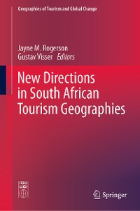 Cover New Directions in South African Tourism Geographies