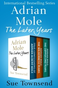 Cover Adrian Mole, The Later Years