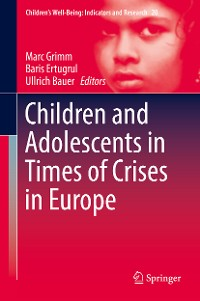 Cover Children and Adolescents in Times of Crises in Europe