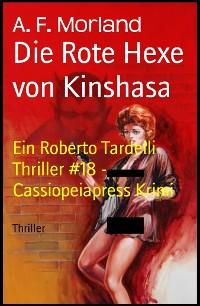 Cover Die Rote Hexe von Kinshasa