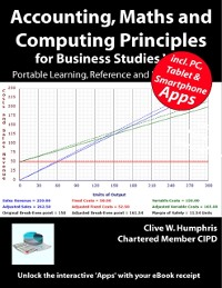 Cover Accounting, Maths and Computing Principles for Business Studies V10