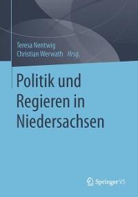 Cover Politik und Regieren in Niedersachsen