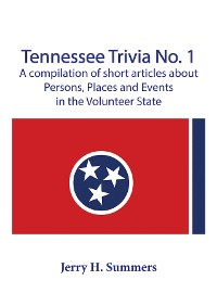 Cover Tennessee Trivia No. 1
