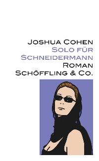 Cover Solo für Schneidermann