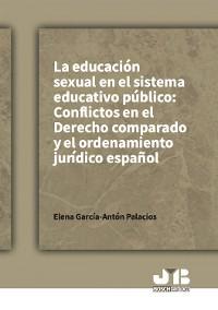 Cover La educación sexual en el sistema educativo público: