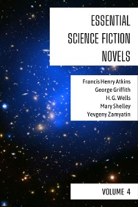 Cover Essential Science Fiction Novels - Volume 4