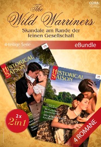 Cover The Wild Warriners - Skandale am Rande der feinen Gesellschaft (4-teilige Serie)