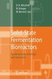 Cover Solid-State Fermentation Bioreactors